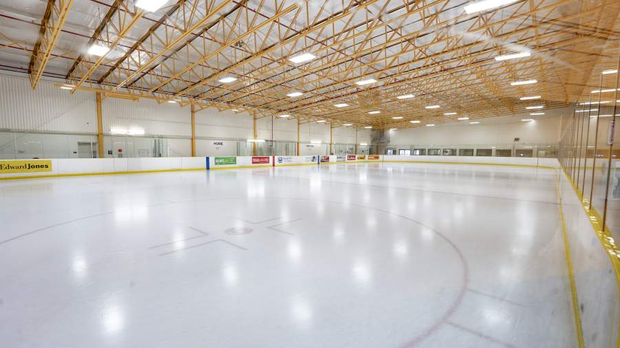 Earl Nichols Recreation Centre arena