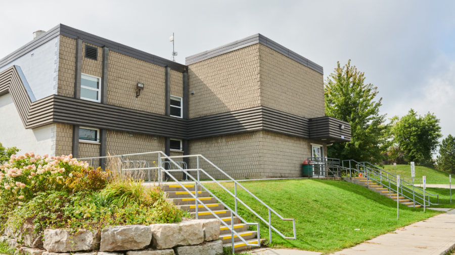 Medway Community Centre exterior