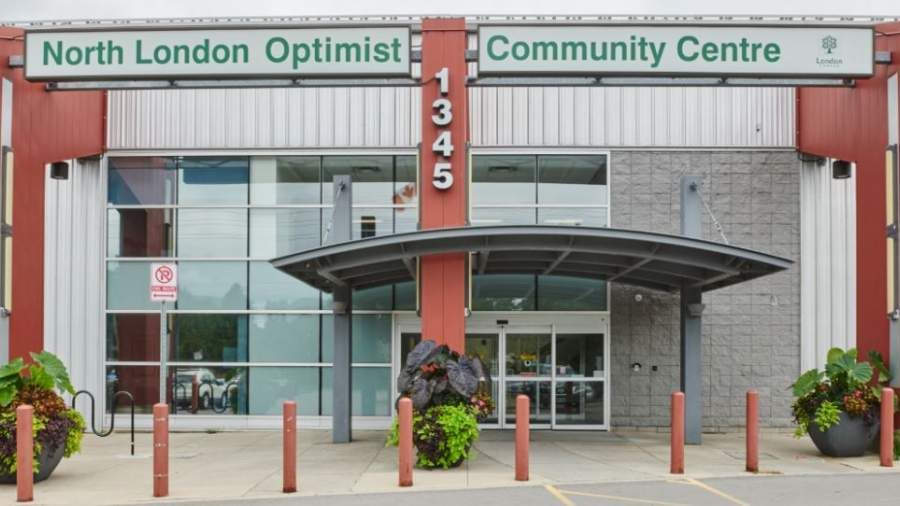 North London Optimist Community Centre exterior